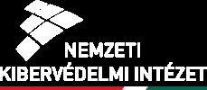 Nemzetbiztonsági Szakszolgálat Nemzeti Kibervédelmi Intézet logo